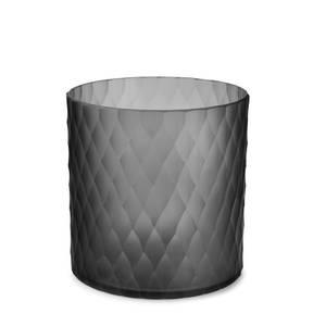 Bilde av Victoria safirfargeglass grey Ø20cm H20cm